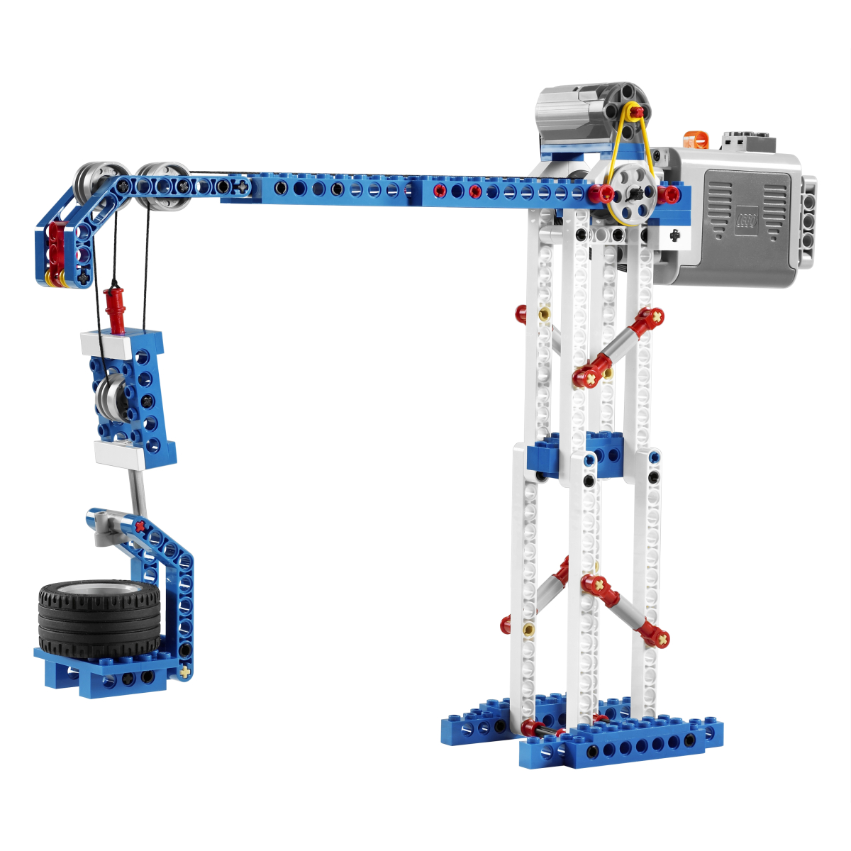 LEGO Education Simple & Powered Machines Set - eduk8