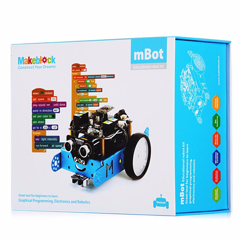 MakeBlock mBot v1 1 Blue (Bluetooth Dongle)