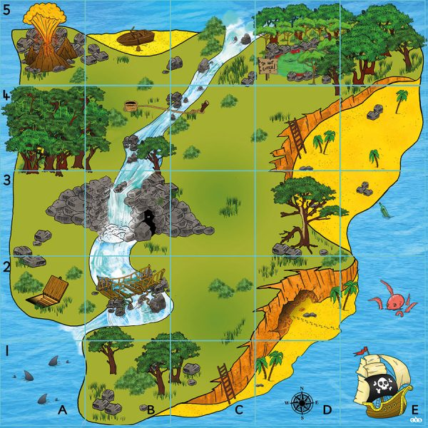bee-bot-and-blue-bot-treasure-island-mat-eduk8