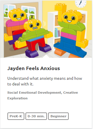 Jayden Feels Anxious