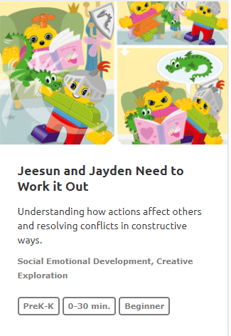 Jeesun and Jayden Need to Work it Out