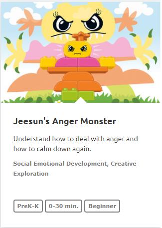Jeesuns Anger Monster