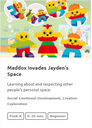 Maddox Invades Jaydens Space