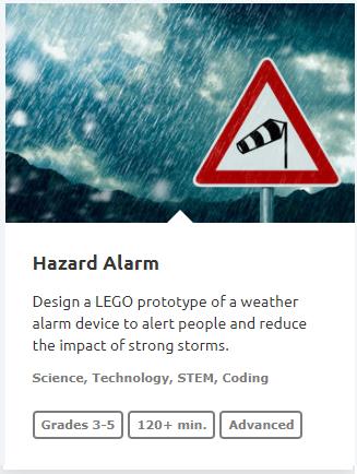 hazard Alarm