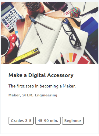 make a digital accessorie 9689
