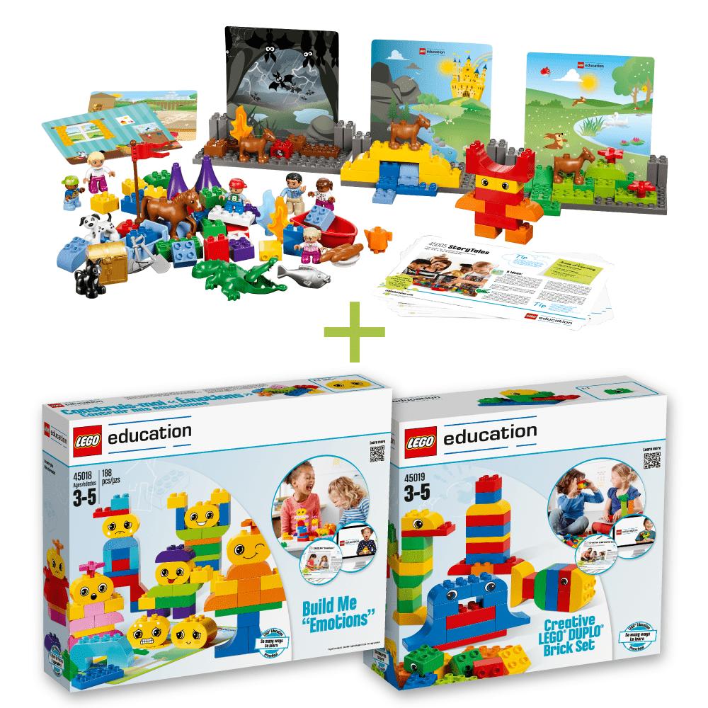 LANGUAGE and EMOTION - Eduk8 - LEGO® Education Academy ...